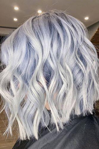 Colores de pelo más allá de un look